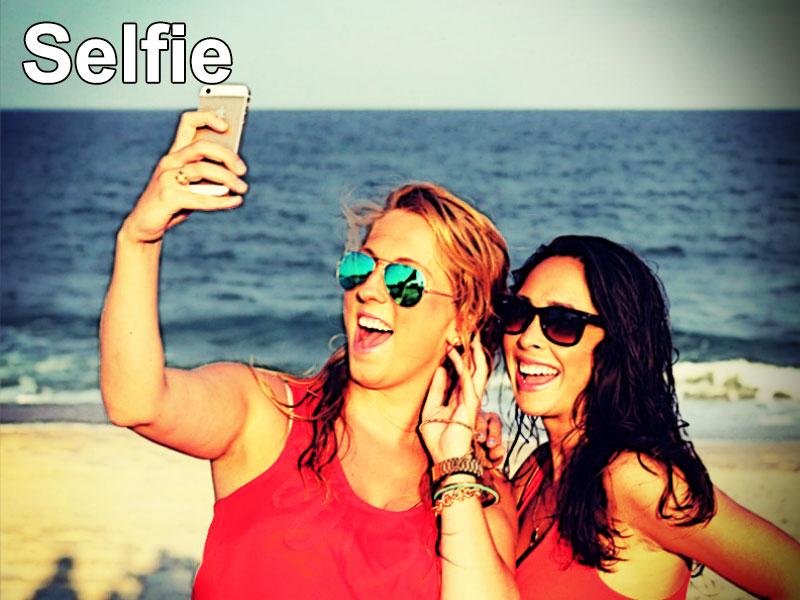 Wie nimmst du ein Spiegel-Selfie